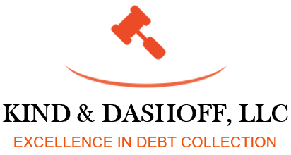 Kind & Dashoff, LLC, Excellence in Debt Collection Logo
